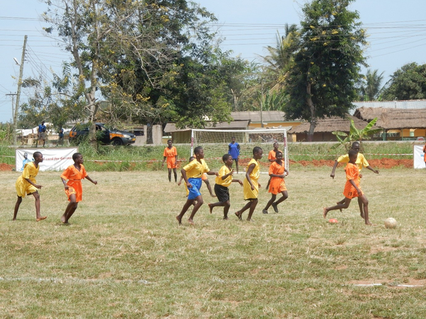 Kick-off for the League in Central Region