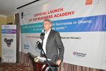 Official Launch of P2P WASH Business Academy