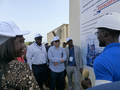 IWMI and African Water Facility (AWF) host Innovations in Urban Sanitation works
