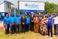 WaterHealth Ghana brings safe & affordable drinking water to Buduburam denizens.