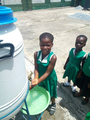 Global Handwashing Day Celebration: Catch them young